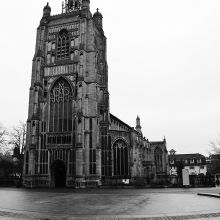 The Church of St Peter Mancroft